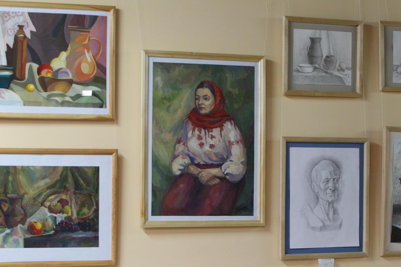 У Чернігові відкрилася виставка робіт талановитих сіверян (Фото)