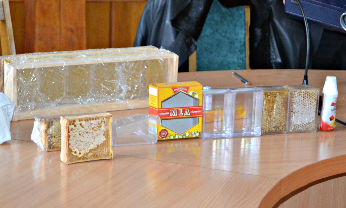 Ніжинський мед смакує японським школярам (Фото)