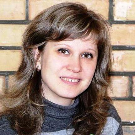 Ірина Осташко