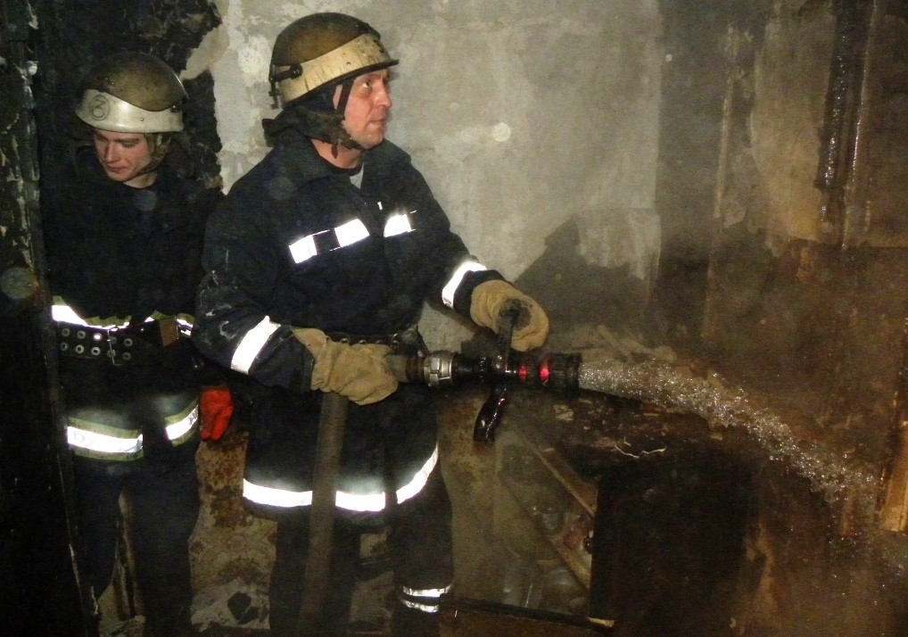 Вогонь забрав життя літньої жительки Івано-Франківська