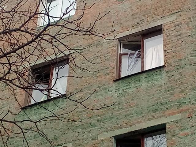 Нюанси вибуху гранати у Чернігові (Фото)