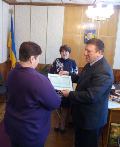 У Новгород-Сіверському привітали матерів-героїнь (Фото)