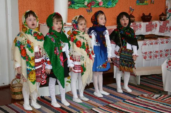 На Менщині патріотів виховують із пелюшок (Фото)
