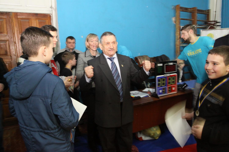 Чернігів у безпеці: 170 кікбоксерів зібрались на відкритому чемпіонаті (Фото)