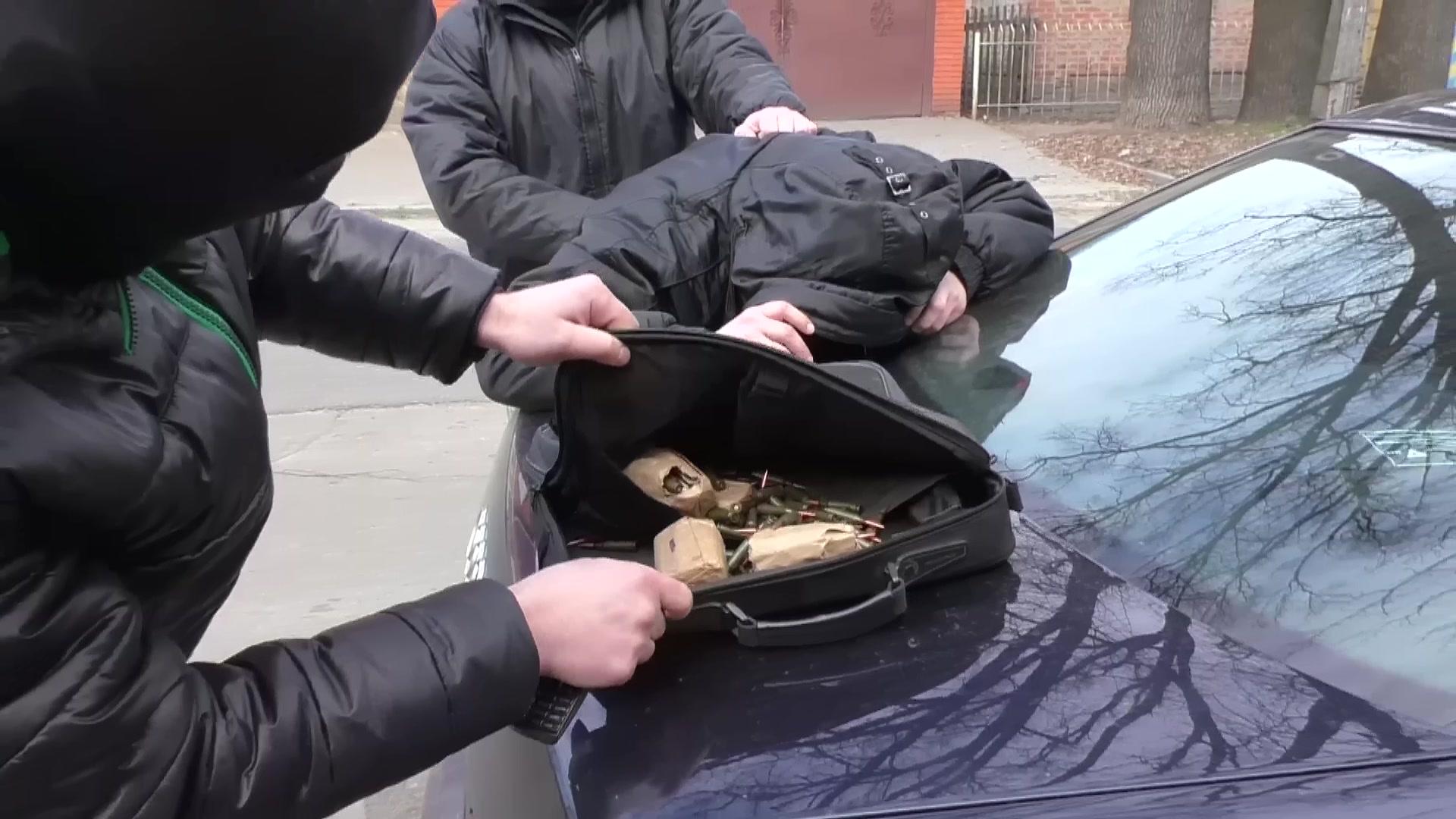 На Чернігівщині засуджено торговця боєприпасами