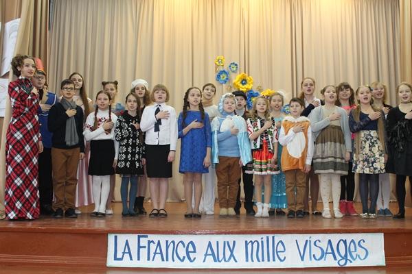 Французи дарують талановитим ніжинським дітям унікальну можливість