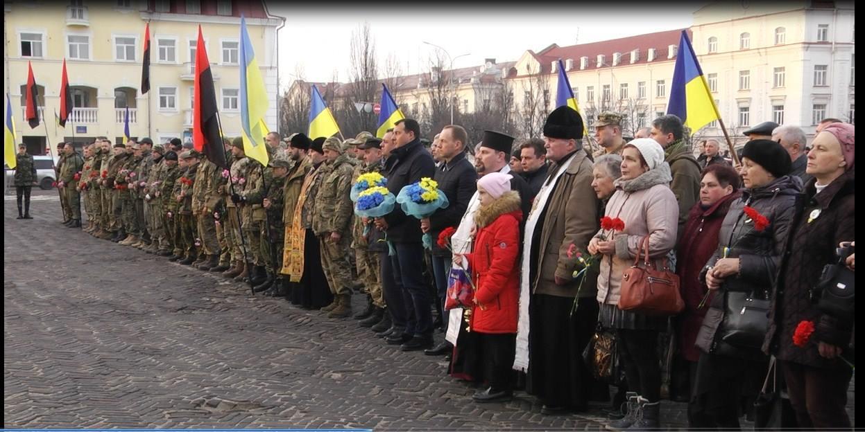 У Чернігові вперше відзначили День добровольця (Фото)