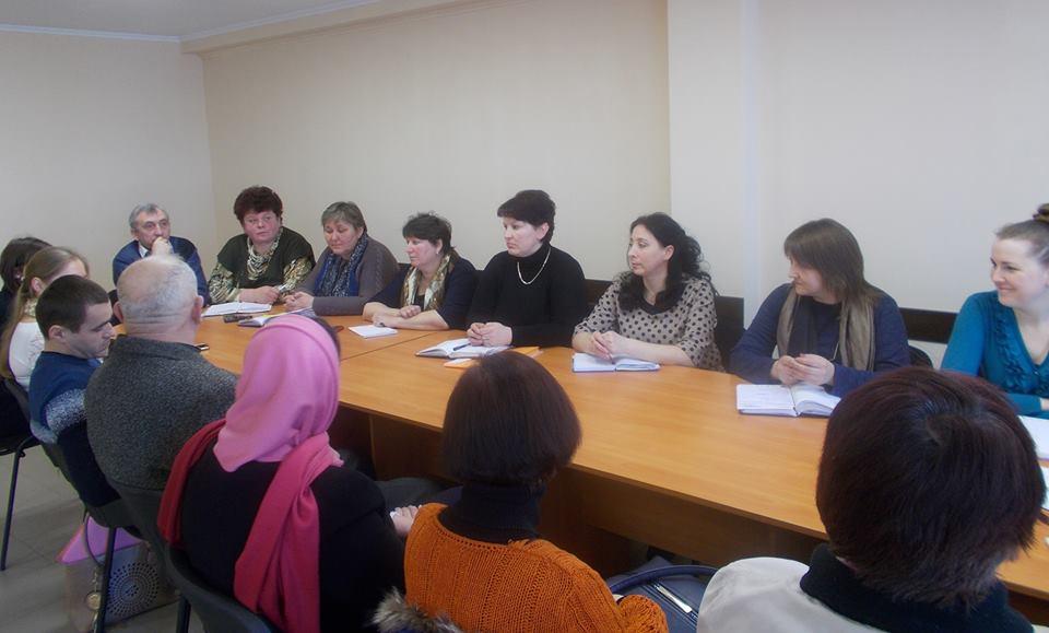 На Чернігівщині обговорили децентралізаційну медицину