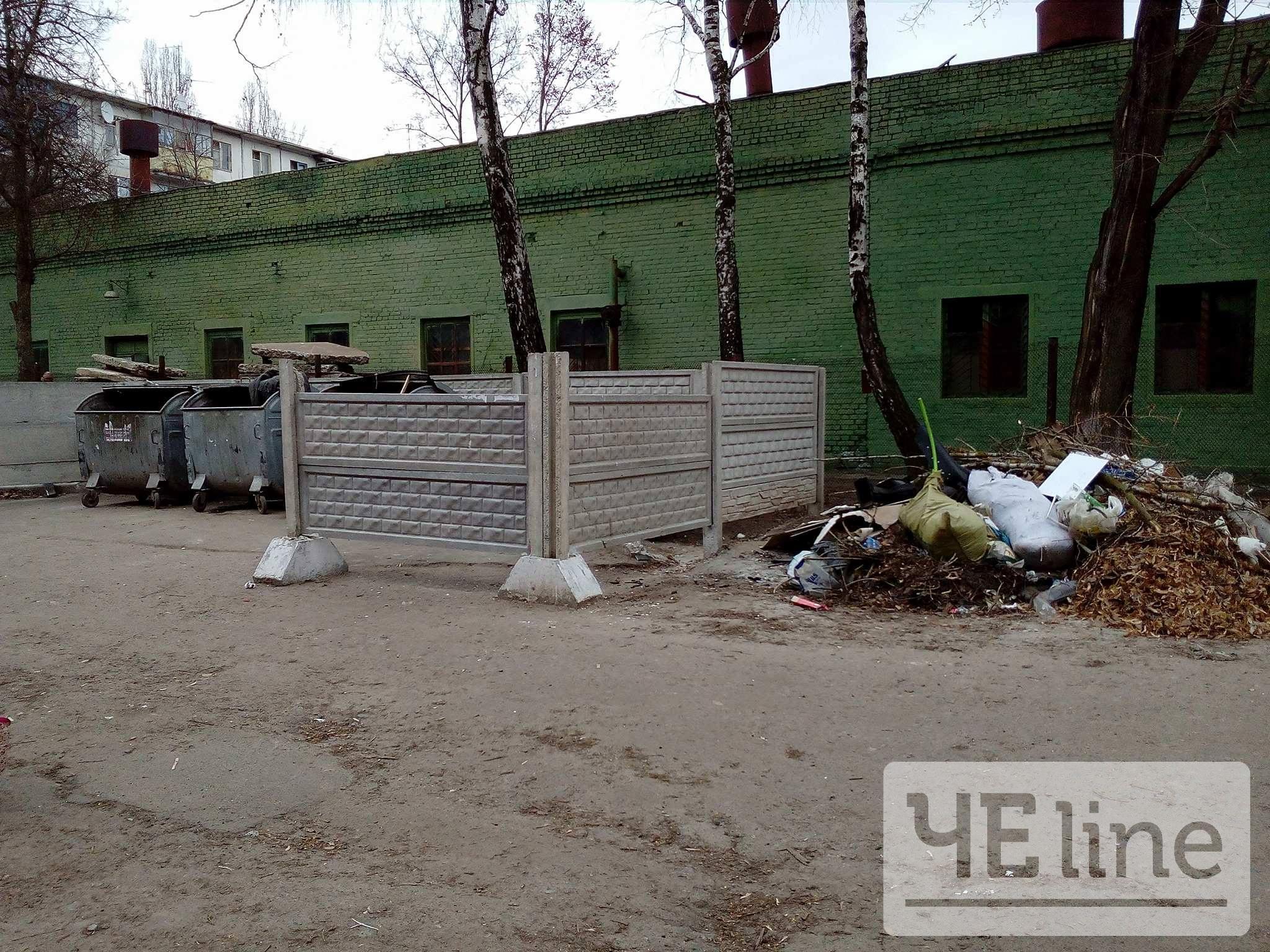 """Сміттєвий """"апокаліпсис"""" у Чернігові (Фото)"""