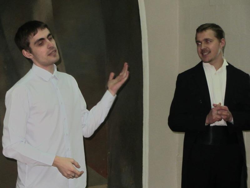 У Ніжині студенти згадали випускника Гімназії вищих наук (Фото)