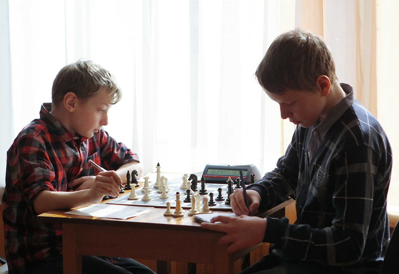 Кубок директора з активних шахів виборов чернігівець (Фото)