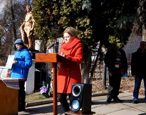 На Чернігівщині вклонились пам'яті героя (Фото)