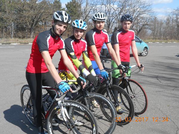 Чернігівські велосипедисти серед переможців на чемпіонаті України з велоспорту