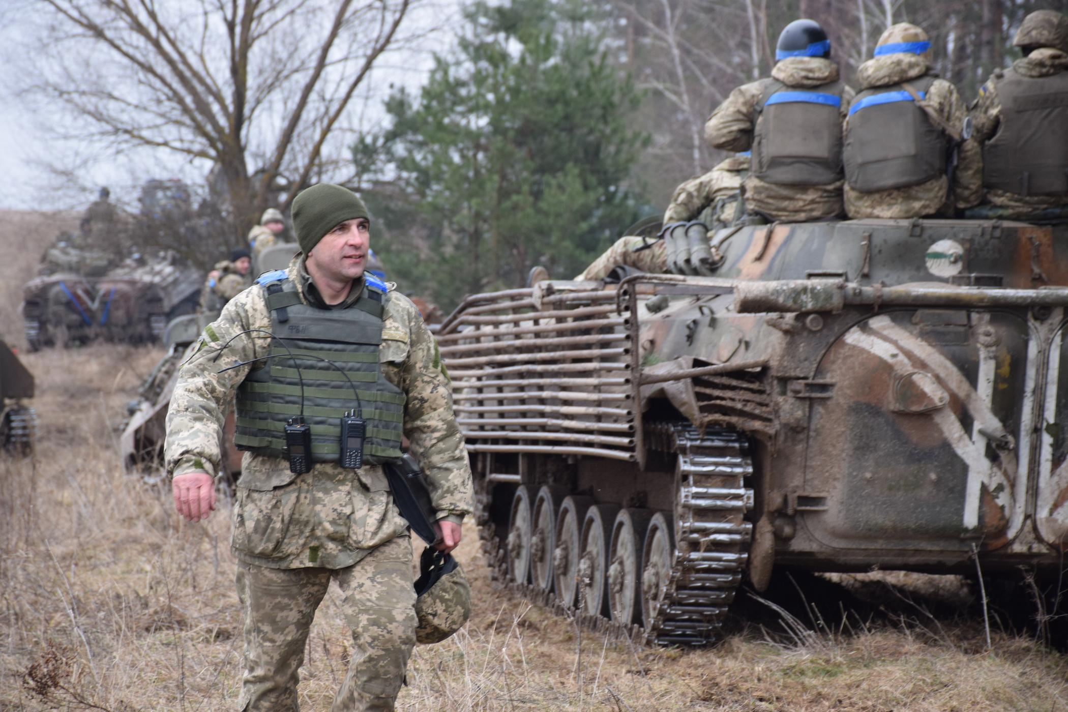 """В оперативному командуванні """"Північ"""" відбулись навчання (Фото)"""