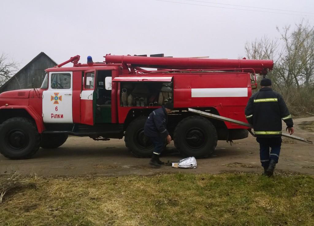 На Ріпкинщині з колодязя витягли тіло 72-річного чоловіка (Фото)
