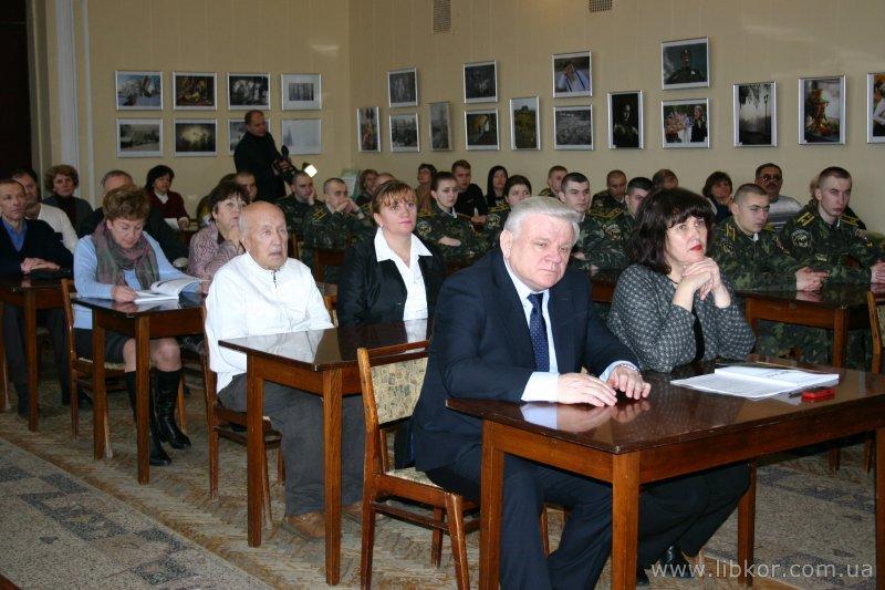 У бібліотеці Короленка презентували книгу  про переселення українських селян в Уссурійський край (Фото)