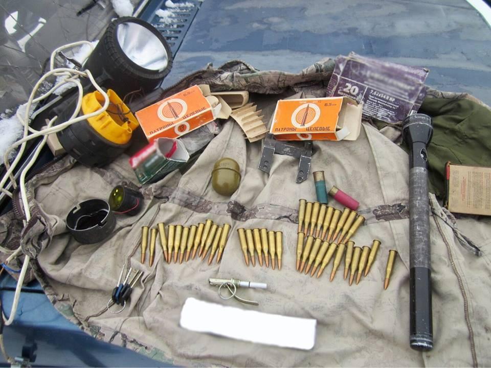Спіймали ніжинських нелюдів-браконьєрів, які вбивали лосів (Фото)