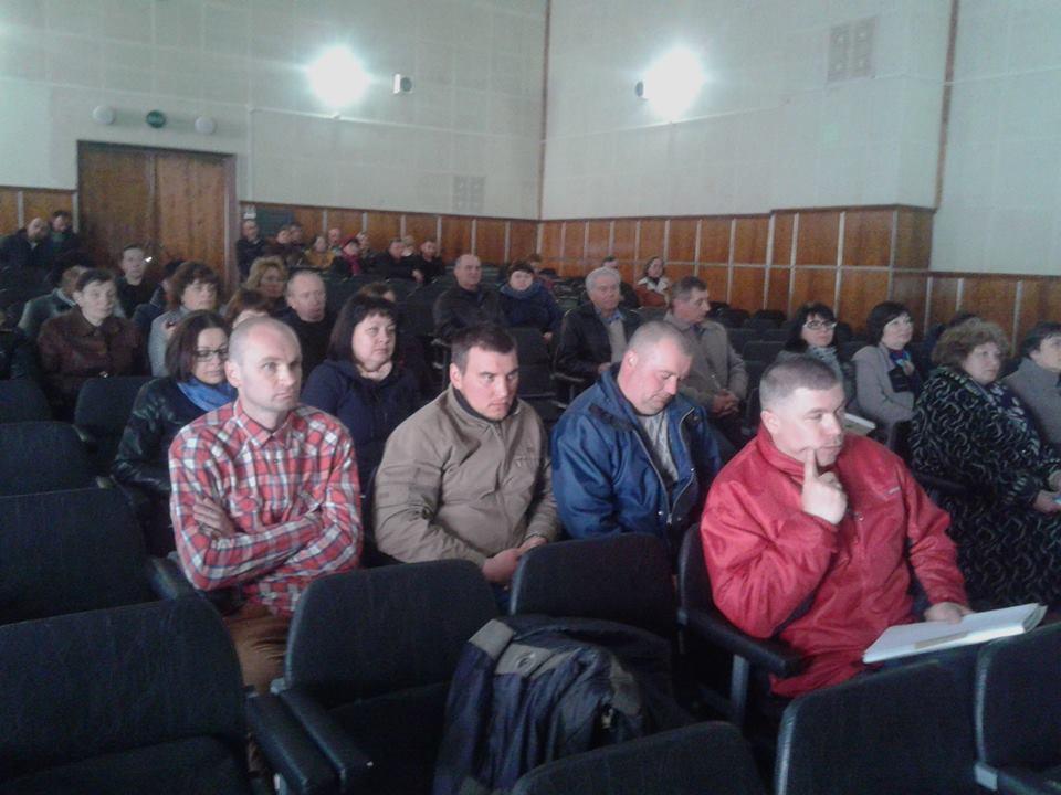 Децентралізація по-талалаївськи: народжується ще одна ОТГ (Фото)