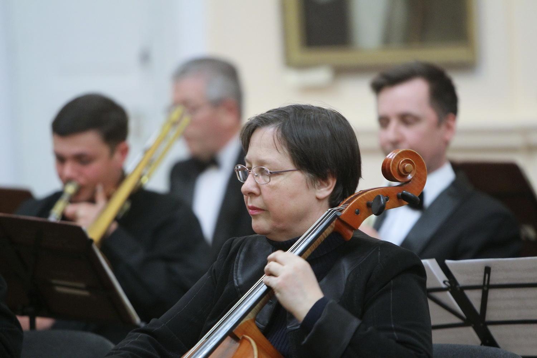 У музеї ім. Григорія Галагана лунала класична музика (Фото)