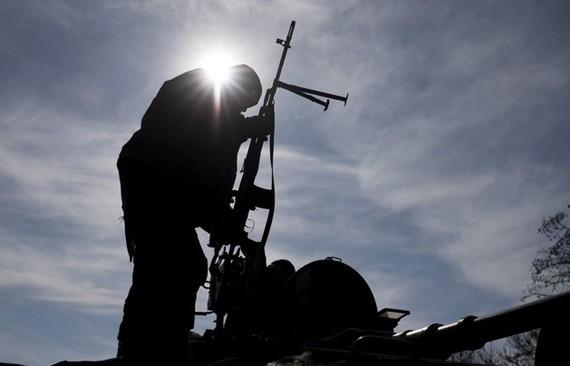 ВЛуганской области всубботу умер военнослужащий инженерной бригады