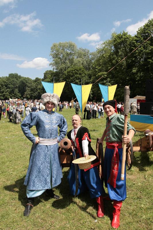 Козаки, куліш і танці: в Батурині пройде грандіозне свято (Афіша)