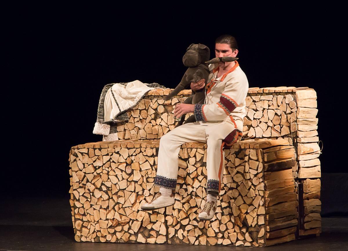 Чернігівські театрали виступили на сцені білоруських колег (Фото)