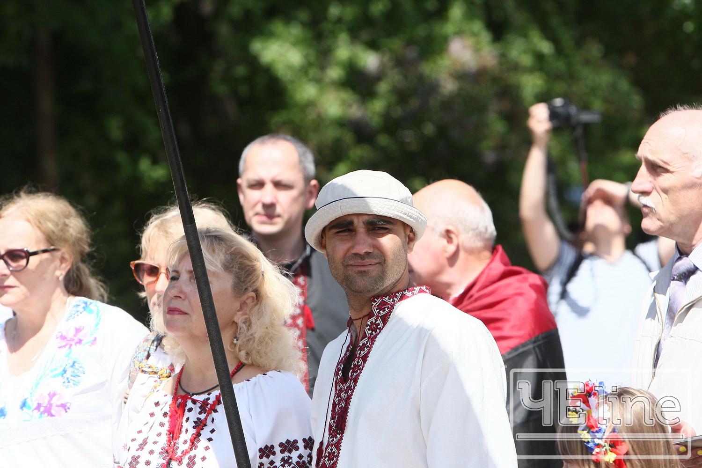 Вишиванковий Чернігів (Фото)