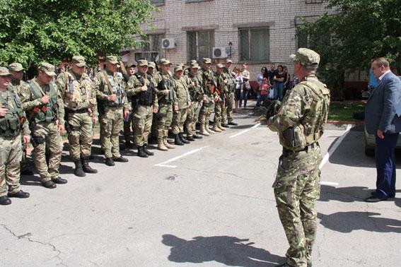 Чернігівські правоохоронці відтепер чергуватимуть на блокпостах (Фото)