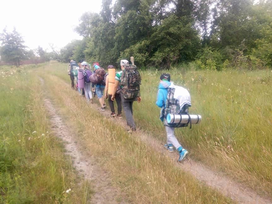 Чернігівська дітвора підготувалася до походу в Карпати (Фото)