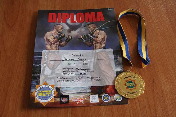 Чернігівський поліцейський став переможцем на Кубку Світу з козацького двобою
