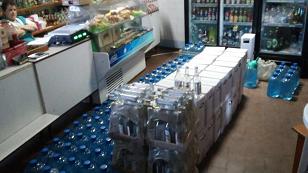 Одна з торговельних мереж Чернігівщини реалізовувала підакцизний алкоголь
