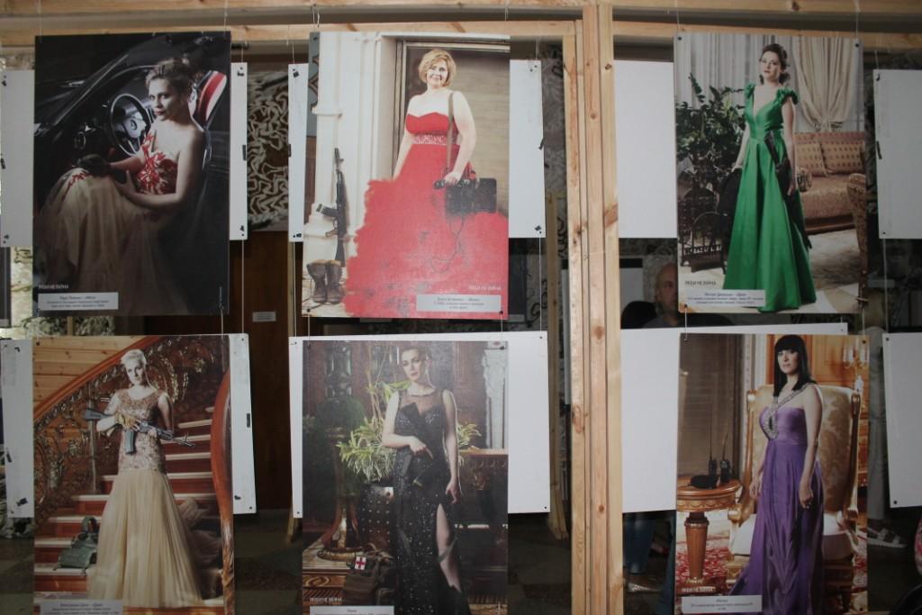 У Чернігові презентували фотопроект «Якби не війна», присвячений героям АТО (Фото)