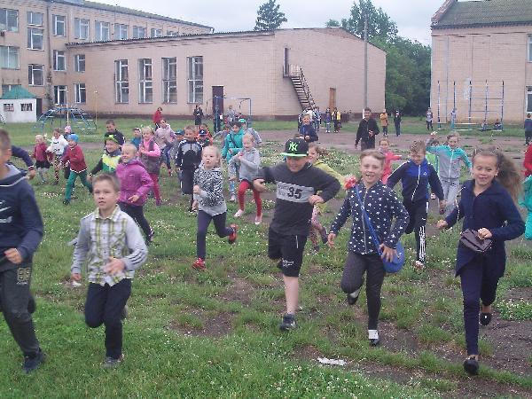 На Срібнянщині пройшов Олімпійський день (Фото)