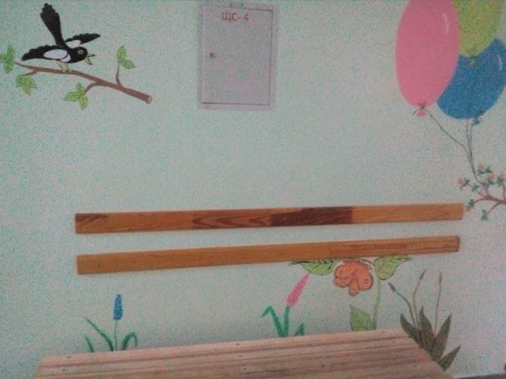 У дитячій поліклініці оновлення (Фотофакт)