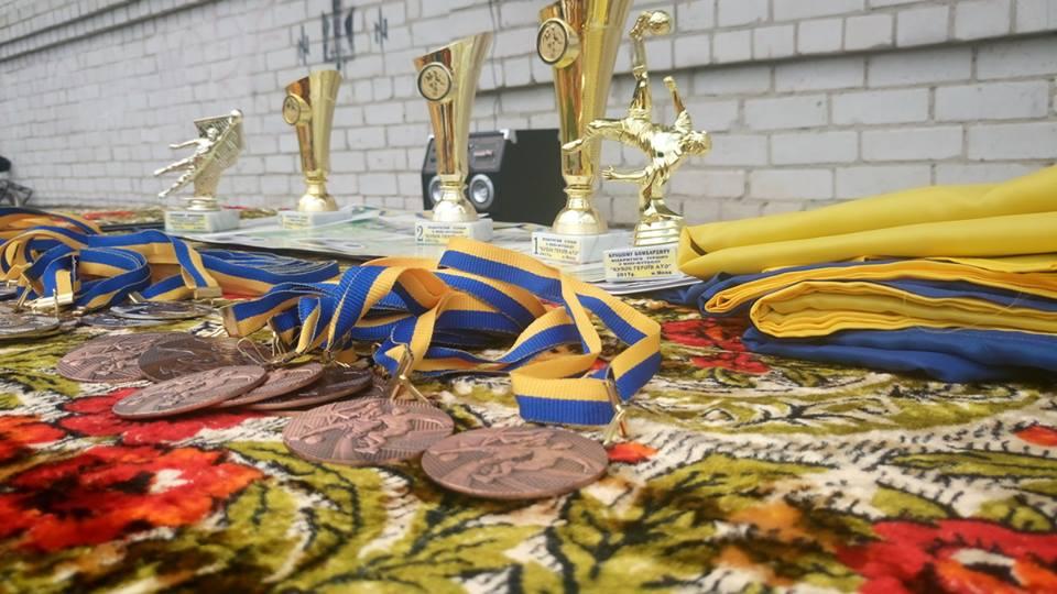 «Кубок героїв АТО» розіграли на Чернігівщині (Фото)