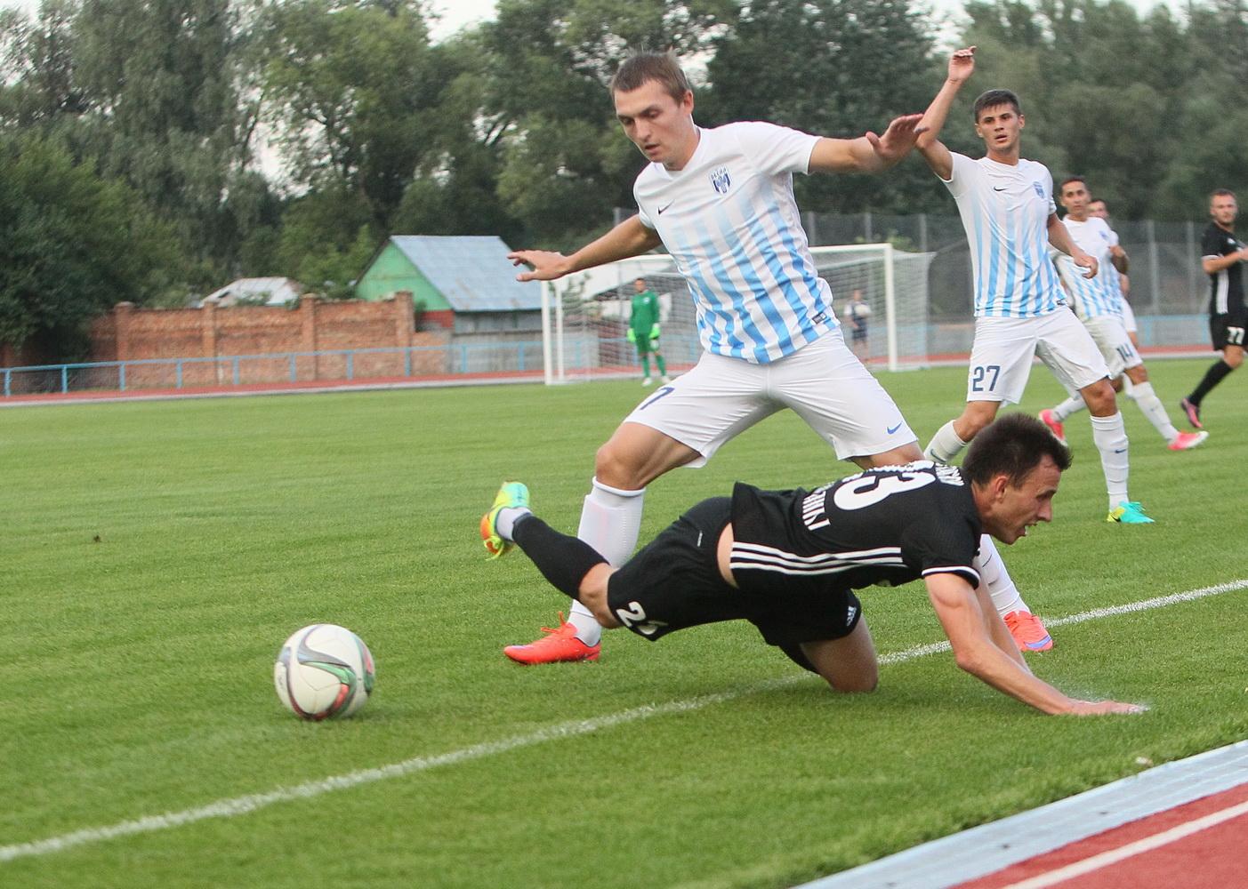 Свято футболу в Чернігові (Фоторепортаж)