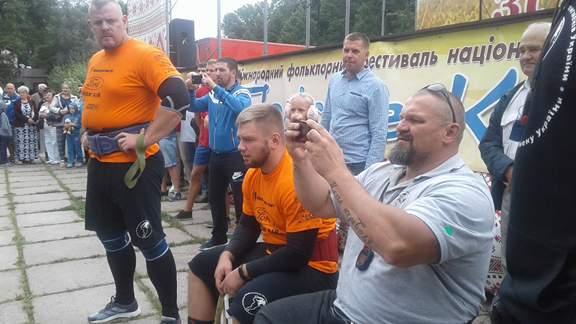 Щойно у Чернігові стало відоме ім'я найсильнішого українця (Фото)