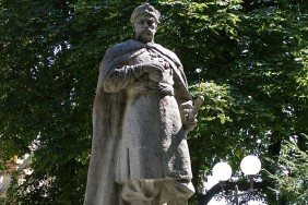 Берестечко_Пам'ятник_Хмельницькому
