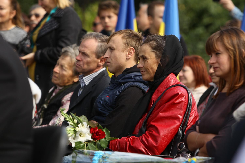 Урочистості з нагоди Дня Незалежності у Чернігові (Фоторепортаж)