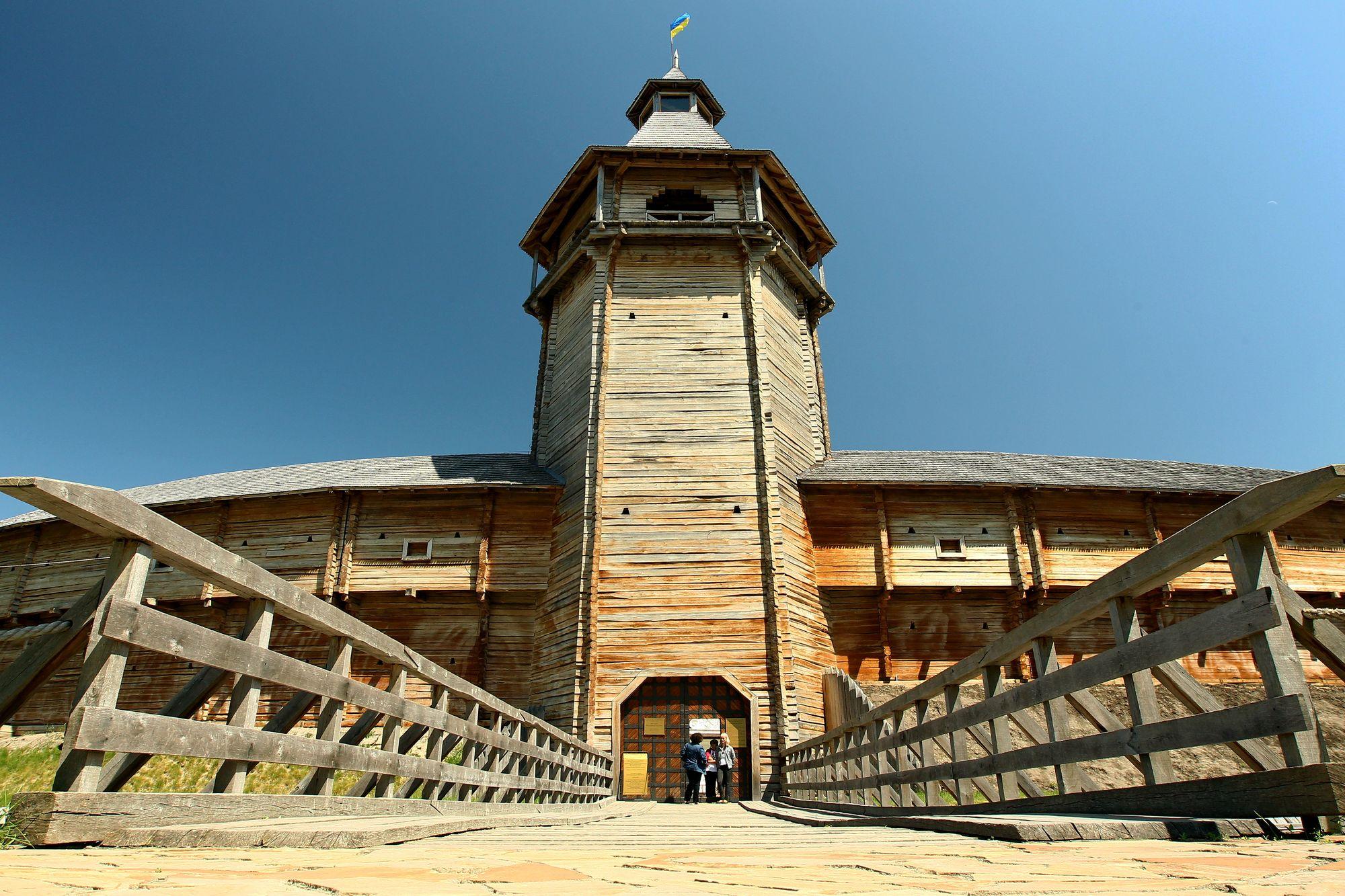 Неповторна «Гетьманська столиця»: Батуринська фортеця в об`єктиві (Фоторепортаж)