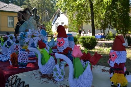У Заньках відбулося перше фольклорно-мистецьке свято (Фото)