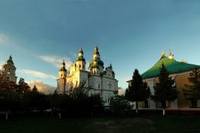 Троїцький собор на закатє-2
