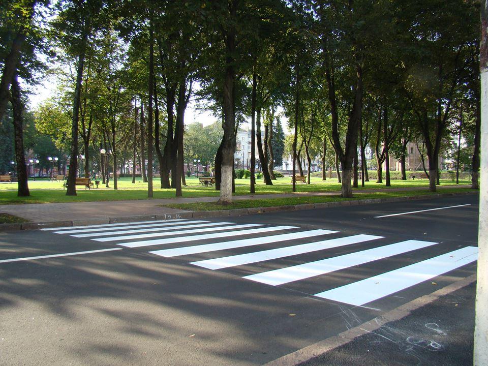 Біля школи №3 з'явився сигнал для водіїв (Фото)