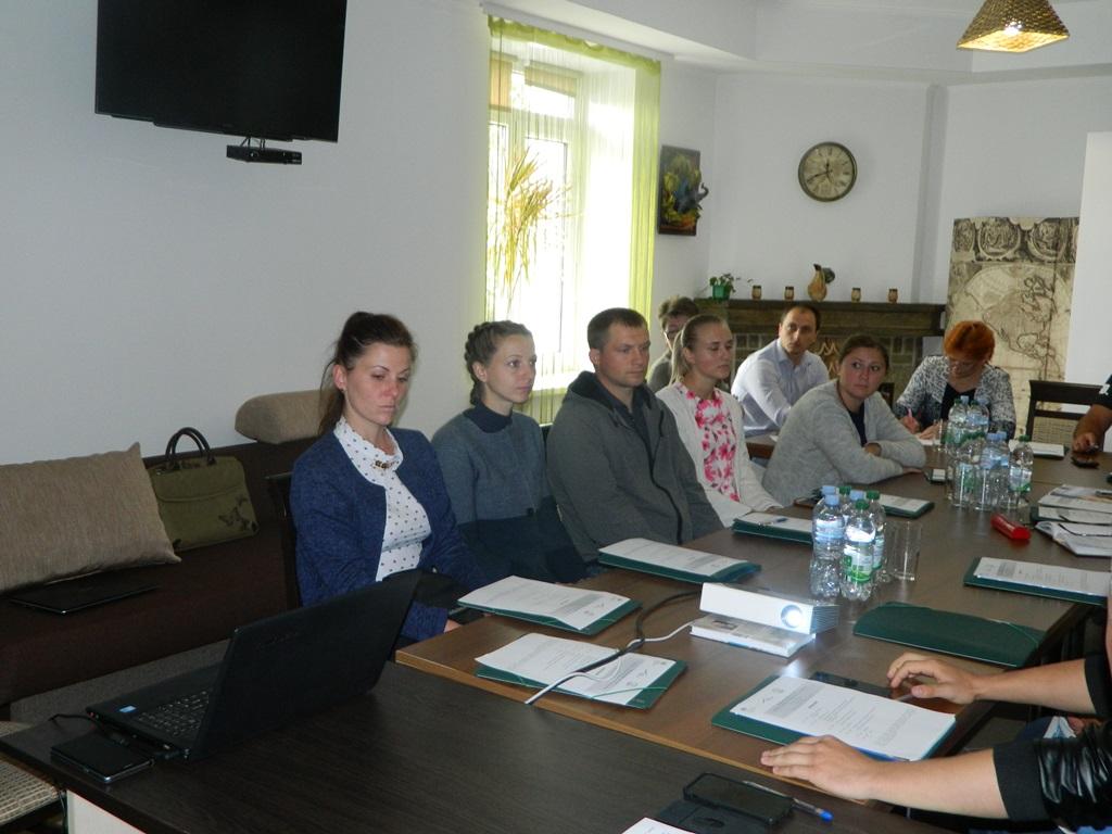 У Батурині говорили про децентралізаційний діалог між владою і громадою