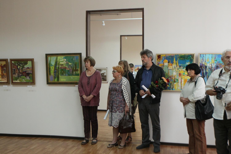 Виставка Спілки художників до Дня міста (Фоторепортаж)