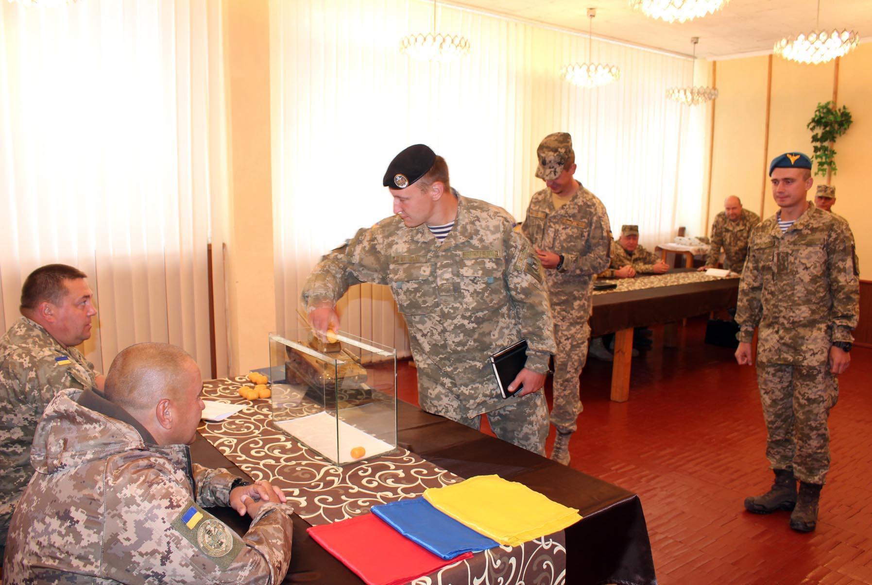 На Чернігівщині стартував конкурс на кращий танковий взвод Збройних Сил України (Фото)