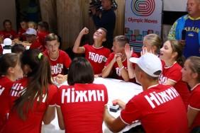 -Olympic Moves-. Вікторина-32087