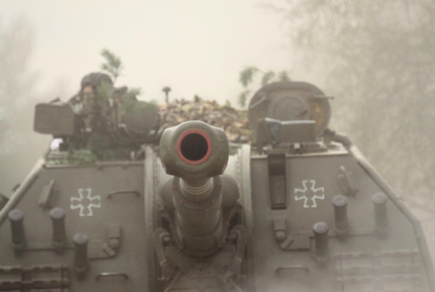 На Чернігівщині визначили кращу артилерійську батарею (Фото)