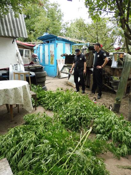У Прилуках викрили підпільну нарколабораторію та зброярню (Фото)