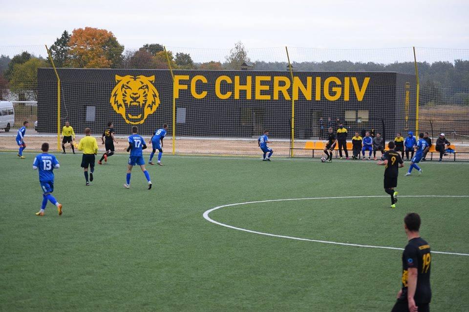 «Чернігівські тигри» здобули першу перемогу  (Фото)